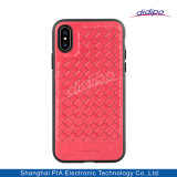 Synthetic Leather Luxury Cell/Mobile Phone Case for iPhone X 8 8plus 7 Plus Tejido