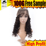 100% Natural Human Hair Dreadlock Wig for Black Women