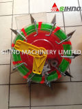 Home Hand Push Manual Corn/Maize/Vegetable/Fertilizer Seeder/Planter