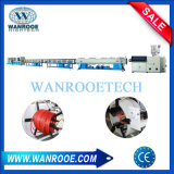 Single Screw Large Diameter PE Pipe Extrusion Production Line