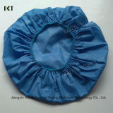 Disposable Non-Woven Bouffant Round Nurse Cap for Surgical and Medical