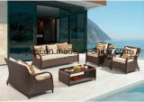 Rattan Sofa (HS1629) /Patio Furniture/Garden Furniture/Rattan Furniture/Outdoor Furniture