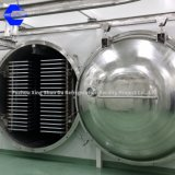 30m² Lentinus Edodes/Agaricus Bisporus/Tea Flower Mushroom Freeze Drying Machine