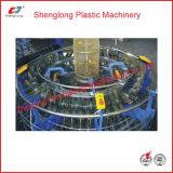 10-Shuttle Full-Auto Frequency-Conversion Crochet Mesh Bag Machine (SL-30/60)