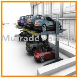 MID-Rise Garage Lift Two Cars Storage (TPP-2)