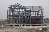 Light Steel Structure Prefabricated Villa Frame