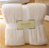 Thickening Single, Double, King Flannel Blanket for Afternoon Nap (SR-B170316-1)