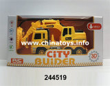 New Plastic Toy 2CH Remote Control Construction Car (244519)