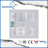 Wall-Mount 2 Drawers Bathroom Vanity Combo with Side Cabinet (ACF8915)