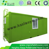 Portable and Cheap Sandwich Panel Steel Frame Prefabricated House