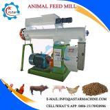 Szlh420 Model Ring Die Animal Feed Pellet Press