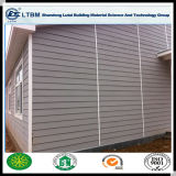 Wood Grain Fiber Cement Exterior Wall Cladding
