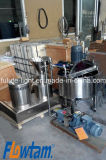 Stainless Steel Colloid Mill Emulsifying System for Almonds Milk