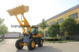 4 in 1 Bucket Wheel Loader 92 Kw Engine 3 Tons Loader