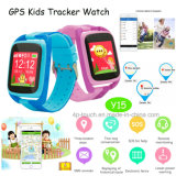 1.44′′ Colorful Touch Screen GPS Watch Tracker with Sos Button