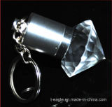 CE Approved 4GB Gift Crystal USB Flash Disk (FD-211)
