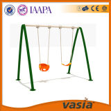 Galvanized Steel Double Baby Swing (VS-4156C)