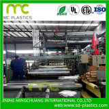 PVC Transparent Film for Packaging/Back Materials