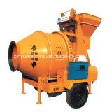 Jzm250 Trustworthy Movable Concrete Mixer.