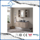 Bathroom Vanity with Artificial Marble Black Top Ceramic Basin (ACF8900)