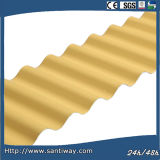 View Heat Resistant Corrugated Roofing Sheets