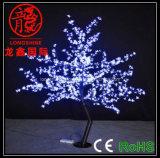 LED Christmas Cherry Tree Light for Decoration