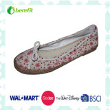 Canvas Shoes with Beautuful and Fashion Upper, EVA Sole