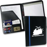 Leather PU Zipper Multifunction A4 Portfolio