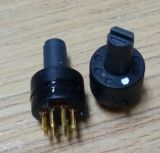 2-8 Postion PCB 9mm Mini Selector Rotary Switch