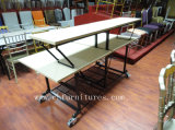 Two Section Portable Buffet Table (YC-T58-01)