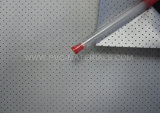 Metallic Perforated Screen Fabric