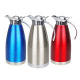 Double Walls Steel Vacuum Flask Water Pot Coffee Pot