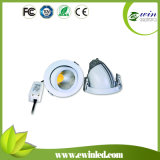 15W 360 Rotatable COB LED Downlight with CE RoHS Approved