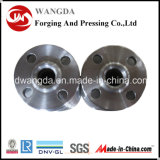 Carbon Steel Forging Flange Threaded Connection with High Quality