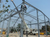 Professional Supplier Fabrication Steel Structure