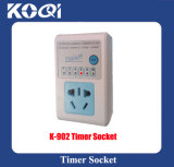 Socket Timer Controller 10A 220V 10 Hour Adjustable