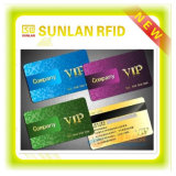 ISO Standard Contact / Contactless RFID Smart Cards / Nfc Card