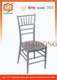 Silver Resin Chiavari Ballroom Chairs Rental