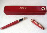 Personal Custom Rosewood Business Sign Pen with Gift Box