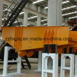 High Efficiency Vibrating Grizzly Feeder for Gravel