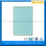 CCC/En12150/SGCC/Bsi/Csi Certificate Flat/Curved 8mm F Green Tempered Glass Factory