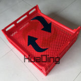 690*605*150mm Cheap Food Grade Plastic Bakery Crate
