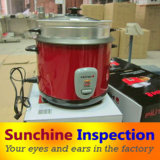 Pot/Shovel/Cookware and Tableware Inspection/Quality Control Inspections in China