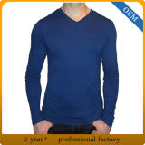 High Quality Men Plain Blank Bamboo T Shirts Wholesale