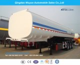 3 Axle Big Volume 50000L Tanker Semitrailer or Fuel Semi Truck Trailer