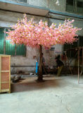 8f Pink Artificial Cherry Blossom Tree for Home Decoration