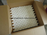 Green/Brown/Yellow/White Jade Marble Mosaic