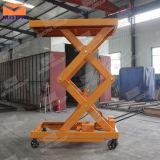 Morn Cargo Stationary Scissor Lift Table with Good Quality