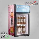 Single Door Custom Sized Small Electric Refrigerator with ETL (SC52B)