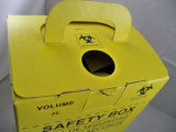 Sharps Safety Box for Hospital Used Syringes and Sharps (DSK-SBX05)